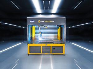 Neue Innovation – Demmeler Cobot WeldSpace 4.0