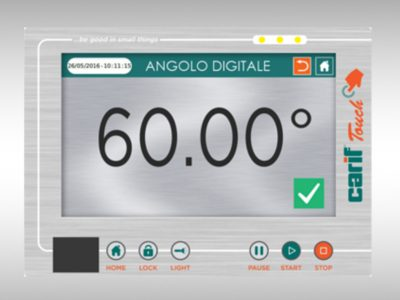 Digitale Winkelanzeige BA CNC TOUCH