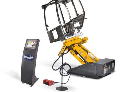 Ergonomix M2000 mit Kabine